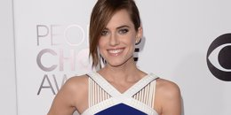 Foto: Allison Williams será Peter Pan en el musical de NBC (GETTY)
