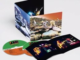 Foto: Más reediciones de Led Zeppelin (ATLANTIC / WARNER)