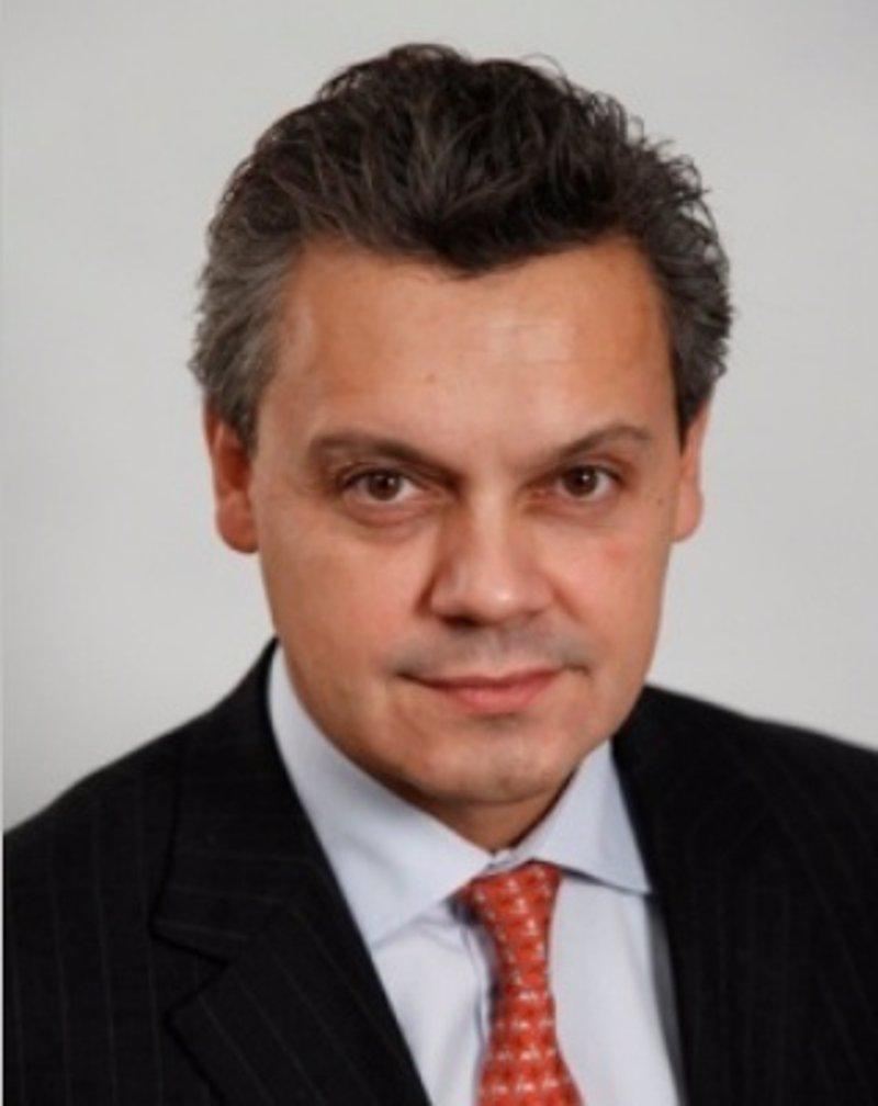 <b>Luca Mantovani</b>, consejero delegado de la multinacional INFA GROUP Spa - fotonoticia_20140802105959_800