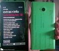 Filtrado en imágenes el Nokia Lumia 730 para 'selfies'