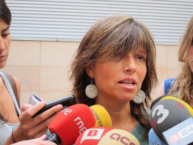 La directora del ICAA, Núria Canal (Archivo)