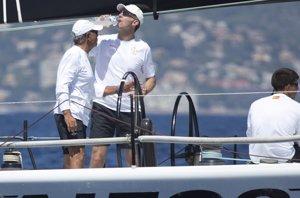 Foto: Don Felipe VI se despide de sus primeras regatas como Rey de España (RAÚL TERREL)