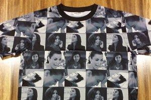 Foto: La lacrimógena camiseta de Kim Kardashian (INSTAGRAM )
