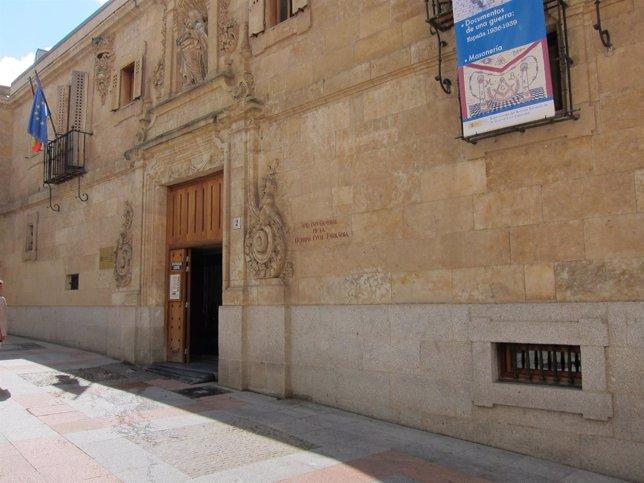Sede Actual Del Centro Documental De La Memoria Histórica