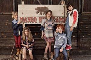 Foto: MANGO Kids y su colección Otoño-Invierno de inspiración vaquera para los peques (MANGO KIDS)