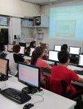 Foto: Aragón refuerza la oferta de FP para el curso 2014-2015 con 18 ciclos más (EUROPA PRESS)