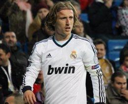 Foto: Modric renueva hasta 2018 con el Real Madrid (EUROPA PRESS)
