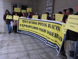 Foto: 26.000 preferentistas aínda non recuperaron os cartos (EUROPA PRESS)