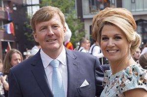 Foto: Nueva polémica con la casa griega de los reyes Guillermo y Máxima de Holanda (GETTY)