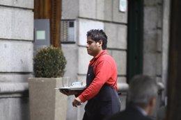 Foto: Os traballadores estranxeiros en Galicia baixaron un 4,72% (EUROPA PRESS)