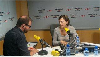 """Manos Limpias es querellarà contra Forcadell per animar a """"subvertir l'ordre constitucional"""""""