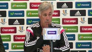"""Ancelotti: """"Di María ha demanat anar-se'n i ha rebutjat una oferta de renovació"""""""