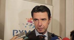 """Foto: Soria afirma que una consulta """"ilegal"""" sobre las prospecciones en Canarias """"no se va a hacer"""" (EUROPA PRESS)"""