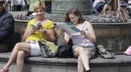 Foto: España recibió un 5,9% más de turistas en julio, el segundo mejor dato de la historia (EUROPA PRESS)