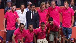 Futbol.- El Barcelona ha fitxat aquest estiu tenint en compte la sanció de la FIFA
