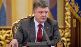 Foto: Poroshenko estudia disolver el Parlamento el próximo domingo (REUTERS)
