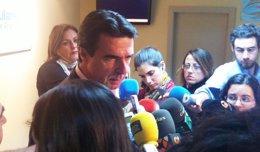 """Foto: Soria, partidario de extender la elección directa de alcaldes """"más allá"""" de los ayuntamientos (EUROPA PRESS)"""