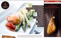 Foto: El consorcio del jamón serrano español lanza su web en Alemania  para promociarse entre los consumidores (CONSORCIO DEL JAMÓN )