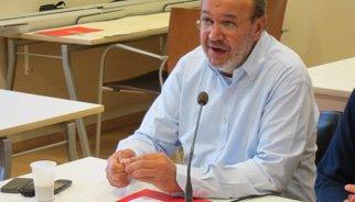Consulta.- Gallego (CCOO) afirma que el més bàsic no és la data sinó que es faci i sigui vàlida
