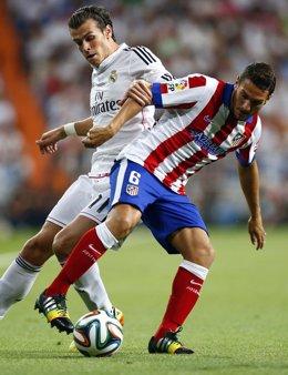Foto: Atlético de Madrid - Real Madrid: El Calderón decide la Supercopa (REUTERS)