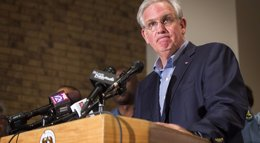 Foto: El gobernador de Misuri ordena la retirada de la Guardia Nacional de Ferguson (LUCAS JACKSON / REUTERS)