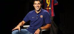 """Foto: Luis Suárez: """"No soy un delantero que se quede quieto"""" (HTTP://WWW.FCBARCELONA.ES/)"""