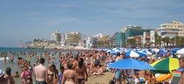 Foto: España recibió 36,3 millones de turistas internacionales hasta julio, un 7% más (CEDIDA)