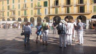Espanya rep 36,3 milions de turistes fins al juliol