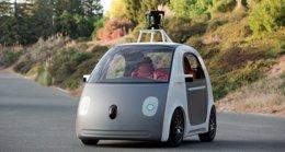 Foto: Google instalará volante y pedales en su coche autónomo (GOOGLE)