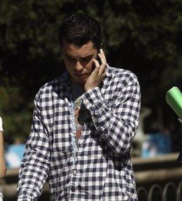 Foto: El 62% de los baleares reciben llamadas desde el trabajo durante sus vacaciones (EUROPA PRESS)