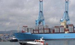 Foto: Algeciras, Valencia, Barcelona y Las Palmas entre los 120 puertos de contenedores más importantes (Ministerio de Fomento)