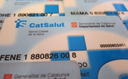 Foto: El Govern espera recaudar 2,8 millones con la nueva tasa para renovar la tarjeta sanitaria (EUROPA PRESS)