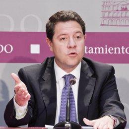 Foto: Page cree que, si el PSOE hubiera cambiado antes de líder, Podemos no habría tenido tanto éxito (EUROPA PRESS)
