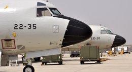 Foto: El destacamento 'Orión' de la 'Operación Atlanta' recibe el décimo relevo (MINISTERIO DE DEFENSA)