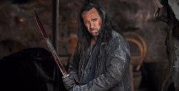 Foto: Nicolas Cage, a golpe de katana en la China medieval en el tráiler de Outcast (NOTORIOUS)