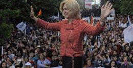 """Foto: Matthei considera """"increíblemente mal hechas"""" las reformas impulsadas por Bachelet (REUTERS)"""