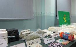 Foto: Desarticulada una red que vendía 'speed' camuflado en gominolas (EUROPA PRESS)