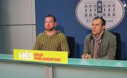 """Foto: Los nacionalistas baleares denuncian la """"impunidad"""" de las prospecciones, con al menos dos campañas sísmicas en 2013 (EUROPA PRESS)"""