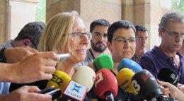 """Foto: El PSC apoyará la ley de consultas porque cree que """"no avala"""" una consulta soberanista ilegal (EUROPA PRESS)"""