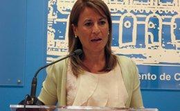 """Foto: La alcaldesa de Cáceres atribuye las palabras de León de la Riva a su """"humor particular sin ninguna malicia"""" (EUROPA PRESS)"""
