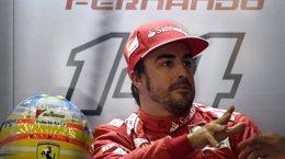 """Foto: Alonso (Ferrari): """"El coche se comportó como esperábamos"""" (REUTERS)"""