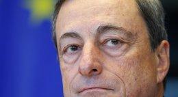 """Foto: Draghi dice que el BCE está dispuesto a """"ajustar aún más"""" su política (YVES HERMAN)"""