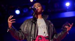 Foto: Lauryn Hill pone la guinda este sábado a un Rototom con creciente afluencia de público (KARL FERGUSON JR./ROTOTOM)