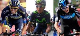 Foto: Jerez de la Frontera (Cádiz) acoge este sábado la salida oficial de la 69 edición de la Vuelta Ciclista a España (EUROPA PRESS)