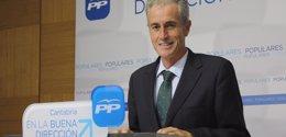 """Foto: Un alcalde cántabro del PP: """"En las urnas, como el deporte, al que quede tercero no deberían darle la medalla de oro"""" (PP)"""