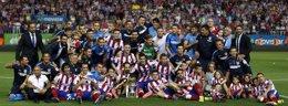 Foto: Cerca de 6,2 millones de espectadores vieron la vuelta de la Supercopa (REUTERS)