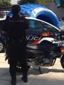 Foto: Policía Nacional monta un dispositivo desde este sábado para la Vuelta Ciclista a España 2014
