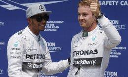 """Foto: Rosberg: """"Lograr la pole en Spa es especial"""" (REUTERS)"""