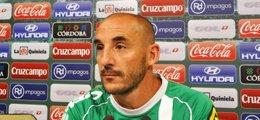 "Foto: Ferrer (Córdoba): ""Ante el Real Madrid hay que tener mucha paciencia"" (HTTP://WWW.CORDOBACF.COM/)"