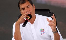 Foto: Ecuador legalizará la unión entre personas del mismo sexo (PRESIDENCIA DE ECUADOR)